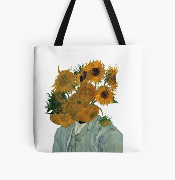 From the Artist, Beauty Grows All Over Print Tote Bag