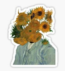From the Artist, Beauty Grows Sticker