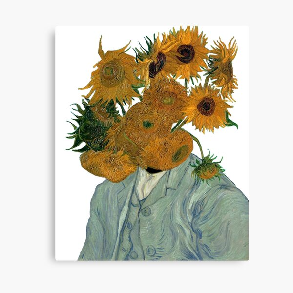 From the Artist, Beauty Grows Canvas Print