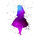 Splatter Alice by peggieprints