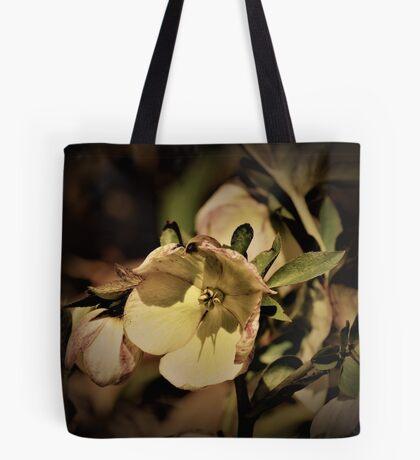Helleborus Rose de Noel Tote Bag
