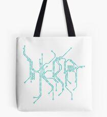 Hera Circuits Tote Bag