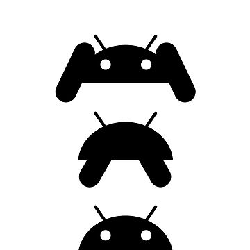 Android hear no evil, see no evil, speak no evil by sirHumanoid