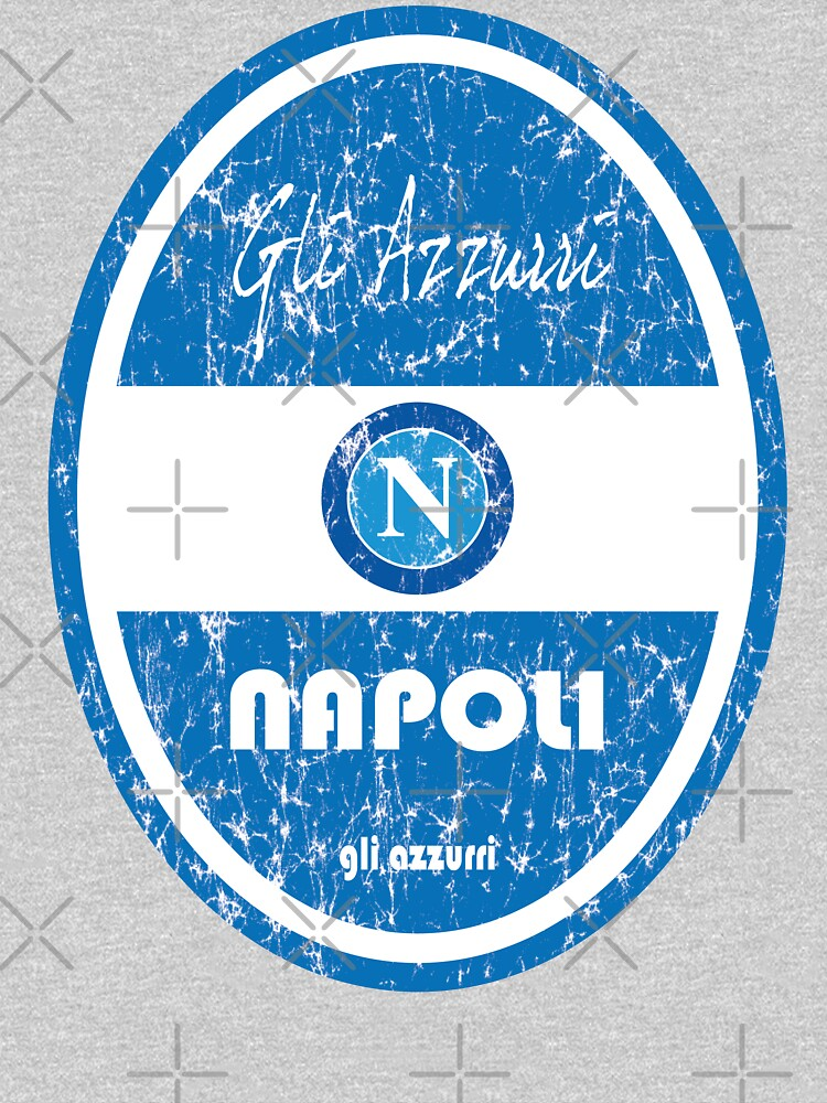 Serie A - Napoli (Distressed) by madeofthoughts