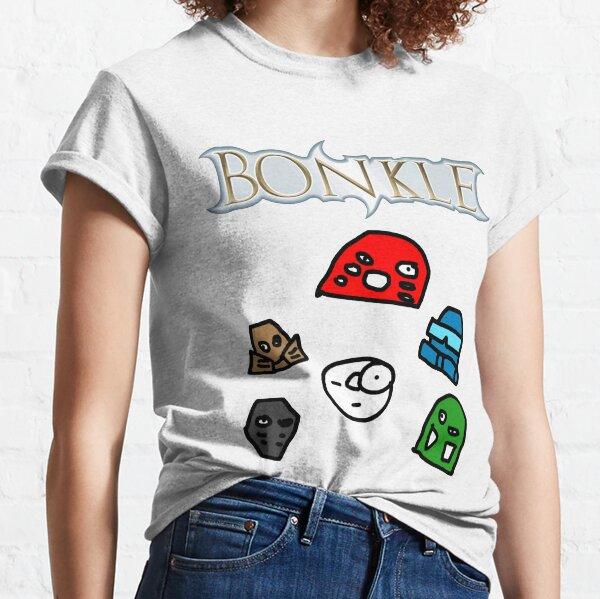 Bonkle shirt w/ original artwork  Classic T-Shirt