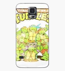 Funda/vinilo para Samsung Galaxy Tortugas Ninja Retro