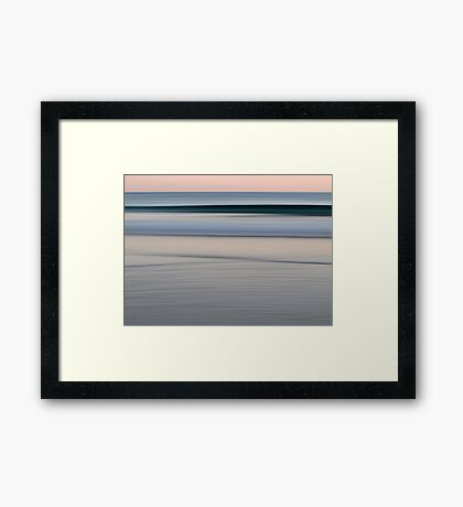 Chi Framed Print