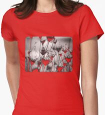 The Last Womens Fitted T-Shirt