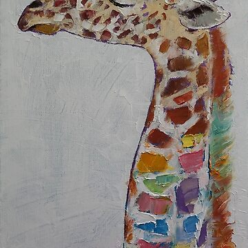 Giraffe by michaelcreese