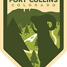 Fort Collins Badge Design by Cameron Kinchen