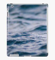 Blau iPad-Hülle & Klebefolie
