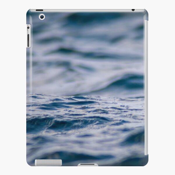 blue iPad Snap Case