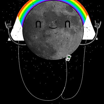 Dark Side of the Moon Parody #473827481 by seven7thunders