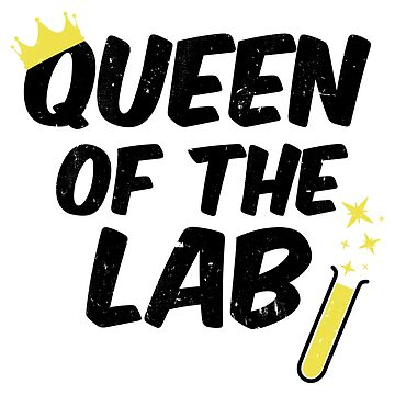 Queen Of The Lab by DamselOverdrive