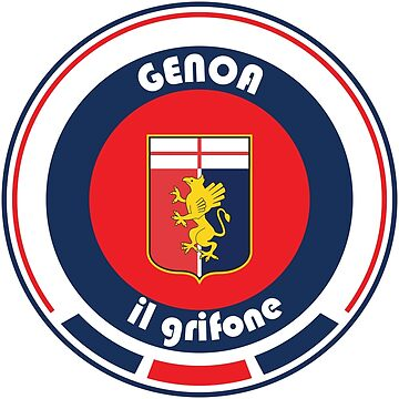 Serie A - Team Genoa by madeofthoughts