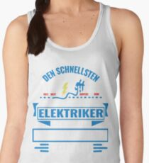 LOCATION - We have the best electricians, no one gets it so fast. Women's Tank Top