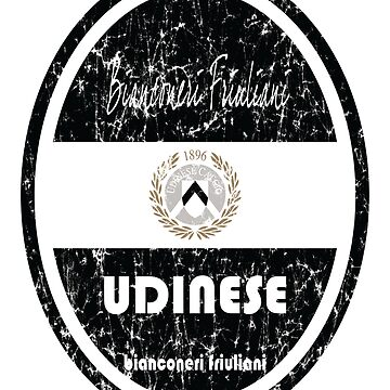 Serie A - Udinese (Distressed) by madeofthoughts