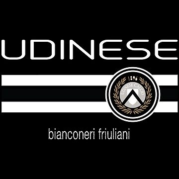 Serie A - Udinese (Home Black) by madeofthoughts