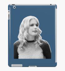 Britta Perry - Dark Blue iPad Case/Skin