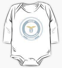 Body de manga larga para bebé Serie A - Equipo Lazio