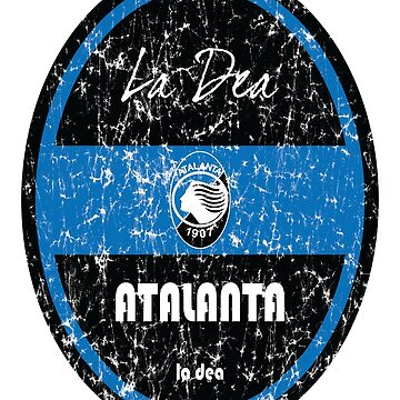 Serie A - Atalanta (Distressed) by madeofthoughts