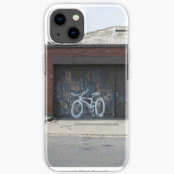 Graffiti Bike iPhone Soft Case
