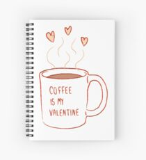 COFEE  LOVE Spiral Notebook