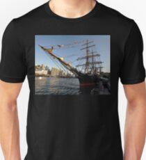 James Craig @ Darling Harbour, Sydney, Australia 2013 Unisex T-Shirt