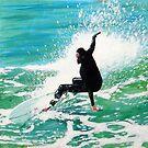cutback surfer by dave reynolds