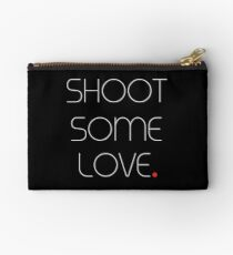 shoot some love Studio Pouch