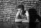 Tom Ellard at Art Unit....1983 by Juilee  Pryor