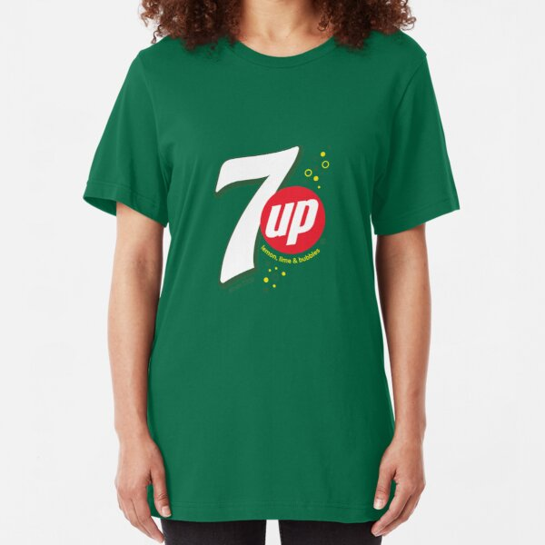 7up logo Slim Fit T-Shirt