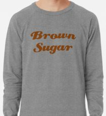 Brown Sugar Lightweight Sweatshirt