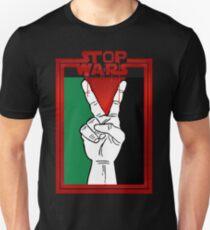 Stop Wars Palestine Unisex T-Shirt