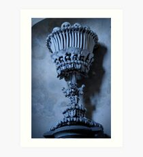 Sedlec Ossuary Chalice Art Print