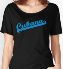 Cubana Women's Relaxed Fit T-Shirt