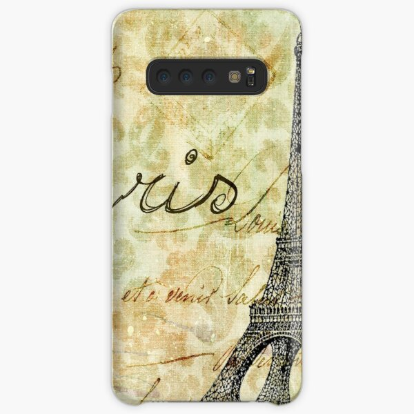 Paris - v07b Samsung Galaxy Snap Case