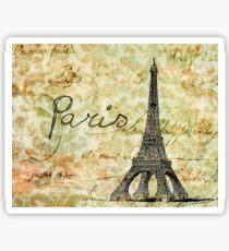 Paris - v07b Sticker