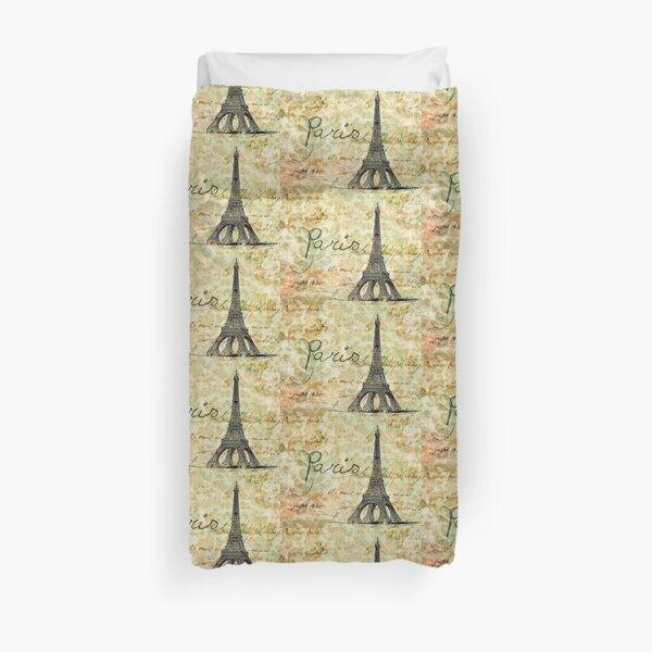 Paris - v07b Duvet Cover