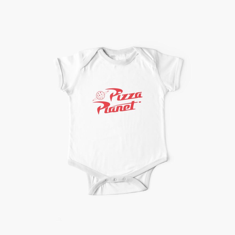 Pizza Planet Bodies para bebé