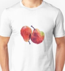 Two Red Pears Unisex T-Shirt