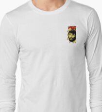 Gabbar Singh - The Greatest Villain Long Sleeve T-Shirt