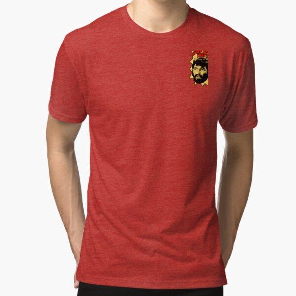 Gabbar Singh - The Greatest Villain Tri-blend T-Shirt