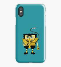 Scorpion Squarepants iPhone Case/Skin