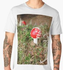 Tiny Toadstool Men's Premium T-Shirt