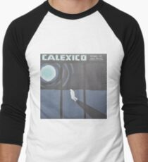 Calexico Edge of the sun LP Sleeve artwork fan art Men's Baseball ¾ T-Shirt