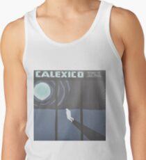 Calexico Edge of the sun LP Sleeve artwork fan art Tank Top