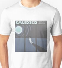 Calexico Edge of the sun LP Sleeve artwork fan art Unisex T-Shirt