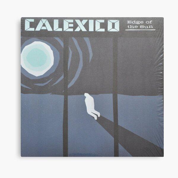 Calexico Edge of the sun LP Sleeve artwork fan art Canvas Print