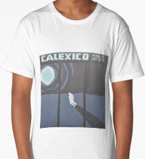 Calexico Edge of the sun LP Sleeve artwork fan art Long T-Shirt